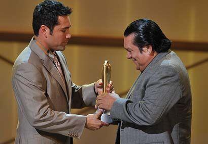 Sin duda, el mejor momento fue cuando Roberto 'Manos de Piedra' Dur&aacu...