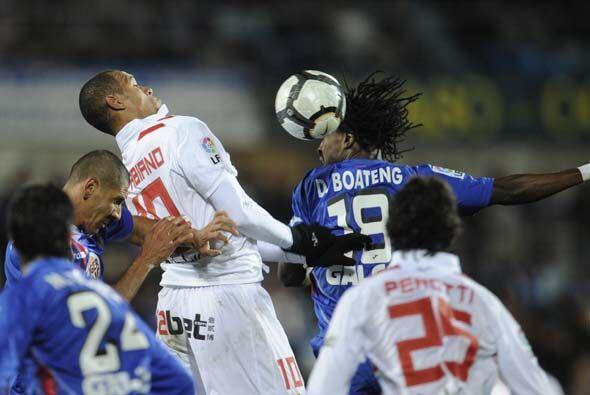 El partido fue muy emocionante, con peligro en las dos porterías.