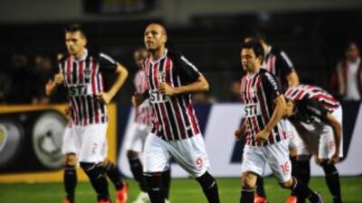 El Sao Paulo no levanta cabeza y volvió a perder, esta vez con el Criciu...