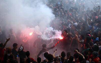 Fútbol Egipto