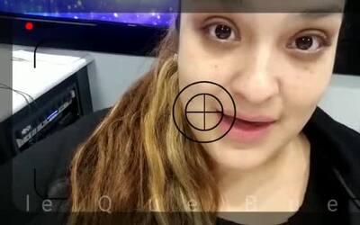 Un tutorial de maquillaje con Valeria Morfin