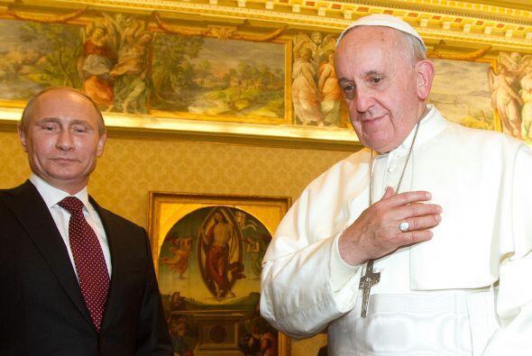 .En otro dato curioso el día de nacimiento del Papa Francisco fue...