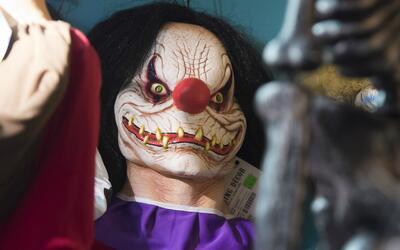 Al parecer la celebración de Halloween en Estados Unidos se quedará sin...