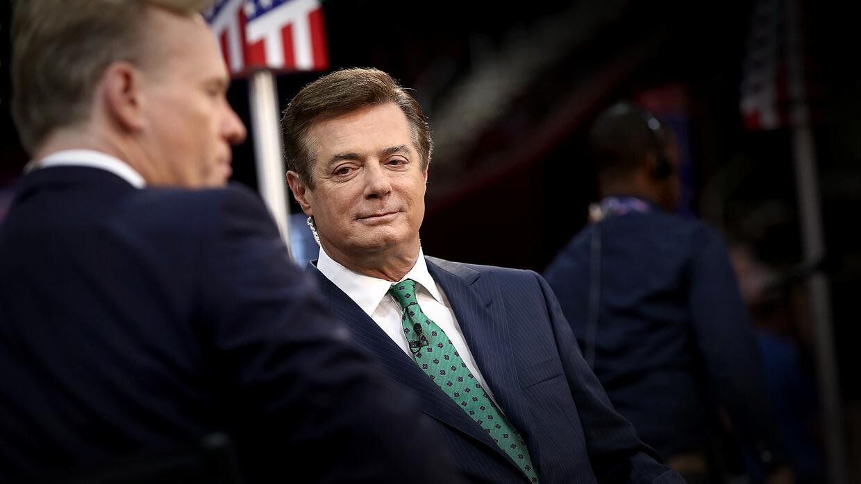 Paul Manafort fue director de campaña de Trump durante cinco meses.