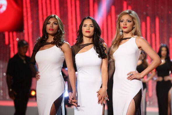 Carolina Verdura, María Delgado y Josephine Ochoa fueron las elegidas.