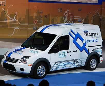 Ford Transit ConnectEl utilitario de Ford tuvo un éxito casi inmediato d...