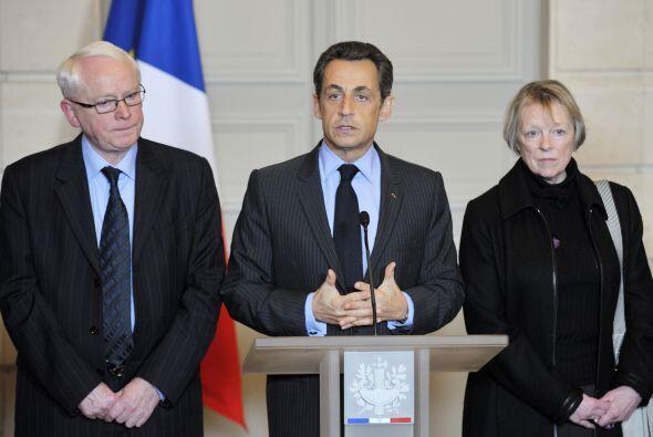 Sin embargo, el gobierno francés nunca abrió la posibilidad a la cancela...