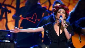Natalia Lafourcade 6th Latin GRAMMY Awards