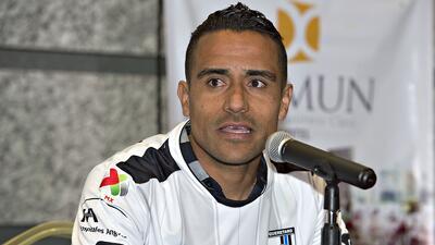 Ricardo Esqueda, jugador de Querétaro