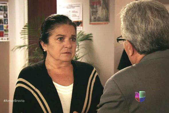 Rosario sabía que debía hacer lo correcto y se presentó ante la policía...