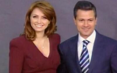 Angélica Rivera, Primera Dama de México, celebró el triunfo de la Selecc...