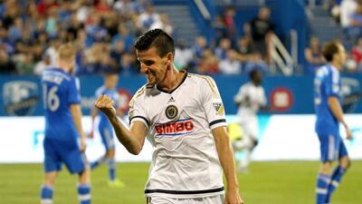 El francés LeToux marcó el gol de triunfo.