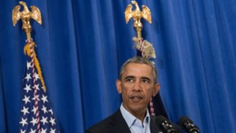 El presidente se reunirá hoy con veteranos, luego del escándalo sobre el...