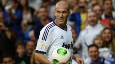 """Fuentes cercanas al Real Madrid aseguraron: """"(Zidane) está más cerca de..."""