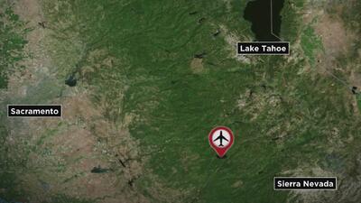 Autoridades del condado El Dorado interrumpieron búsqueda de aeronave de...