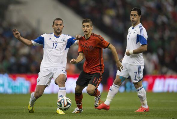Isaac Brizuela (5): Otro jugador del que se tenían muchas expecta...
