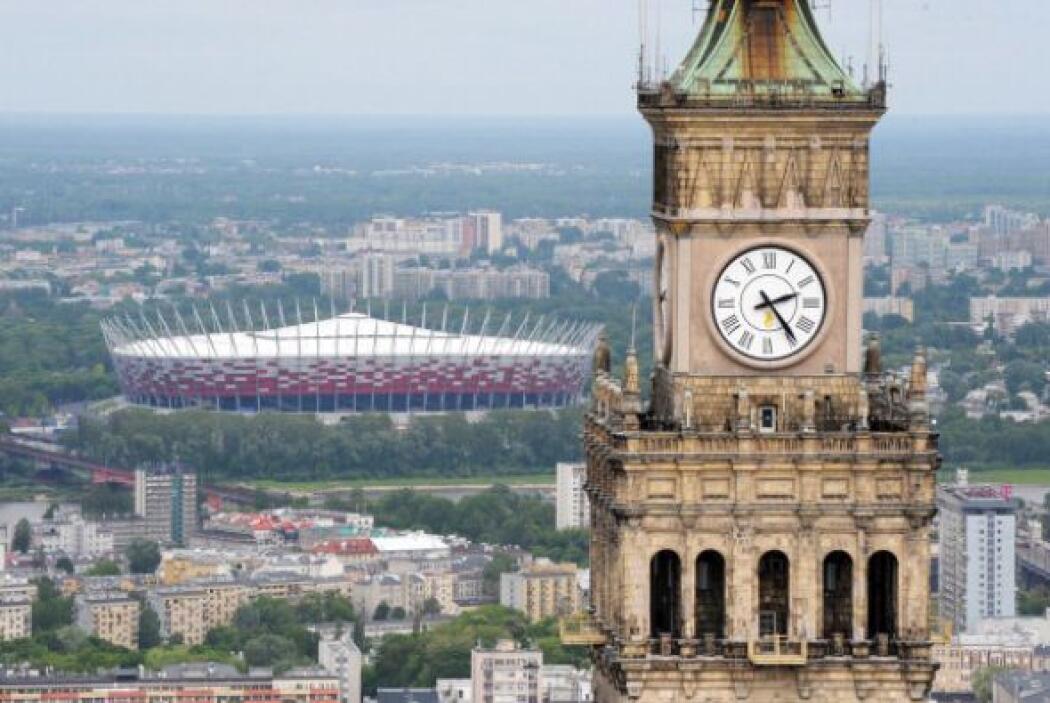 Varsovia, Polonia.  Una habitación doble en hotel de cuatro estrellas, t...