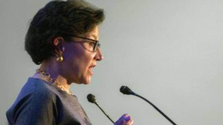 Penny Pritzker, secretaria de Comercio de Estados Unidos.