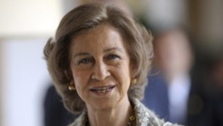 La Reina se ha caracterizado por su labor humanitaria.