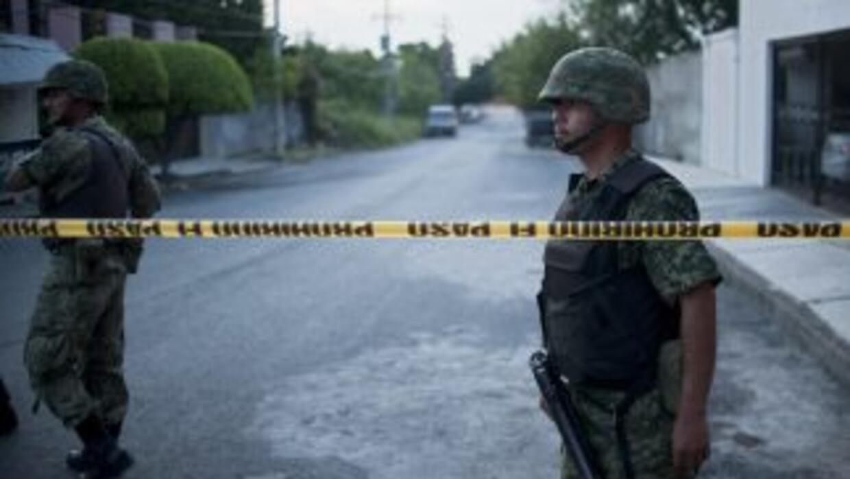 Las explosiones sacudieron la ciudad de Reynosa.