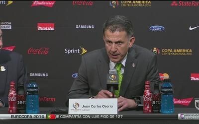 """Osorio: """"Mis más sinceras disculpas a la afición mexicana"""""""