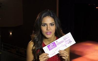 """La sensual Puertorriqueña """"Tershya Soto"""" audiciona para Nuestra Belleza..."""