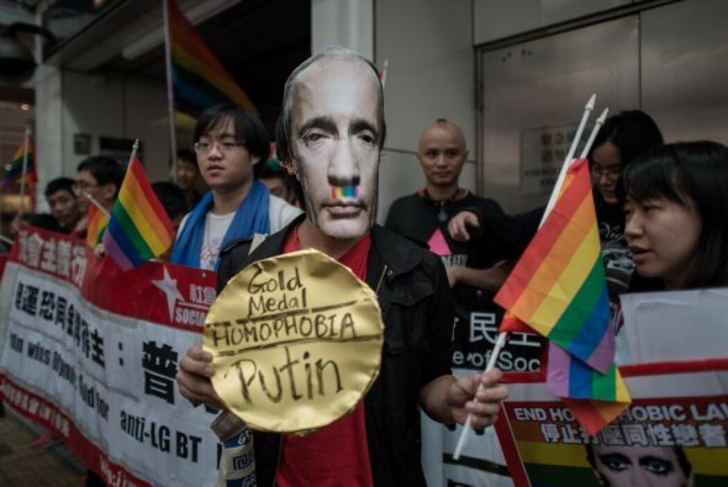 En Asia y Europa se critican las represivas medidas impulsadas por el go...