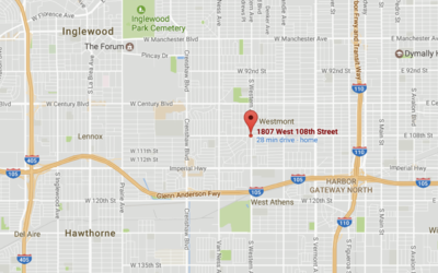El tiroteo ocurrió afuera de una tienda de licores de Sur Los &Aa...