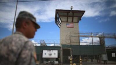 Base de Guantánamo.