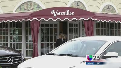 Exempleado demanda al restaurante Versailles