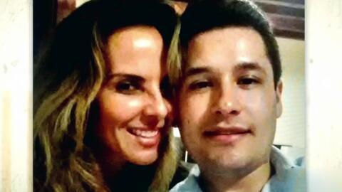 Esta foto de Kate con el hijo de El Chapo puede hundir a la actriz en má...