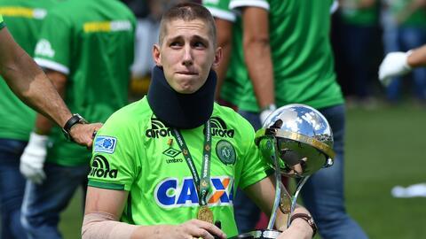 Chapecoense Campeón Copa Sudamericana