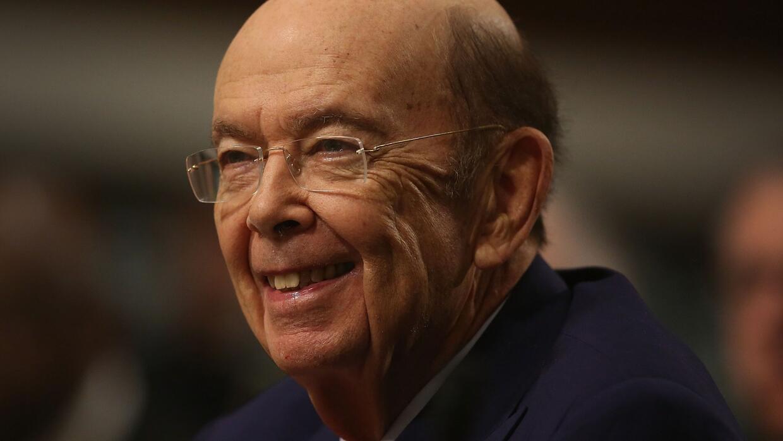 Inversionista multimillonario Wilbur Ross es confirmado como secretario...