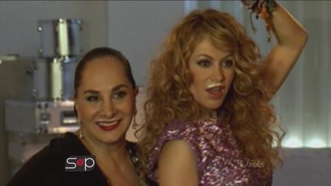 Paulina Rubio estaba preocupada por su mamá, pero Susana Dosamantes expl...