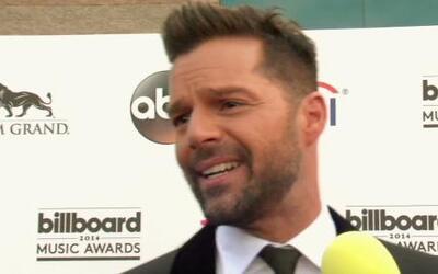Ricky Martin levanta su voz contra la prostitución infantil