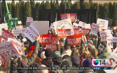 Miles de personas tomaron las calles de San Francisco para defender al s...