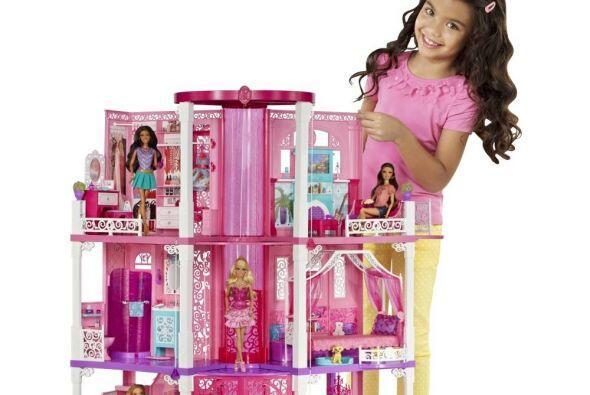 """""""Barbie casa de los sueños"""": todas las niñas han soñado con tener una ca..."""