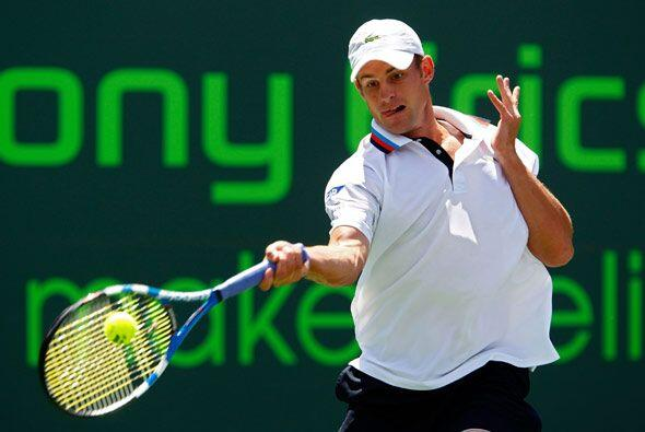 En ella se enfrentaron el favorito estadounidense Andy Roddick que ven&i...