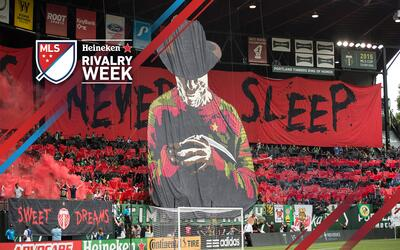 MLS Rivalry Week Generic Fanas