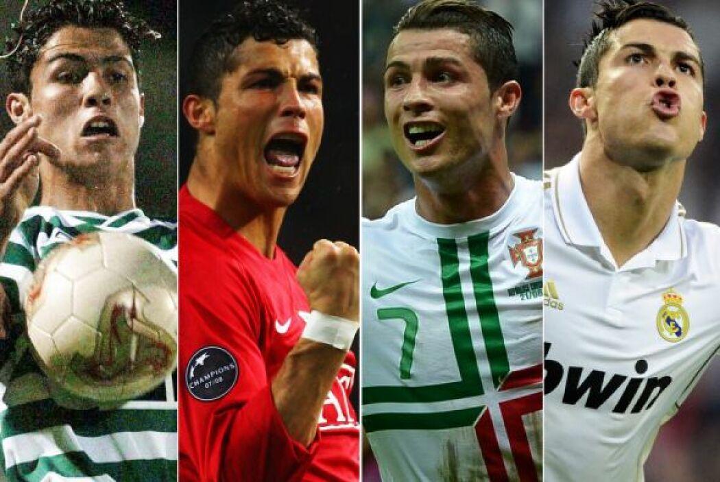 (Con información de EFE) Cristiano Ronaldo cumple una década como jugado...