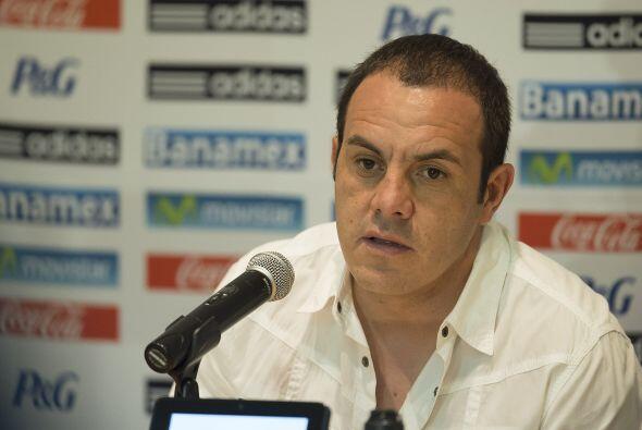 Cuauhtémoc finalmente vive sus últimas horas como futbolista, tras 22 añ...