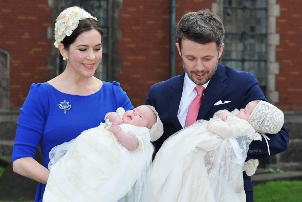 Bautizo del príncipe George