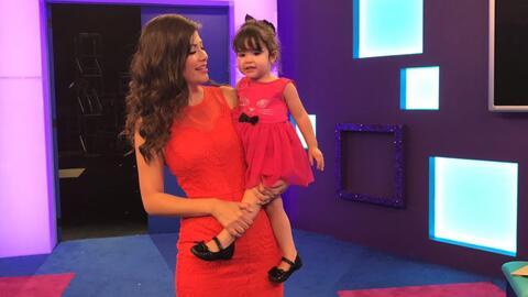 Giulietta, hija de Ana Patricia