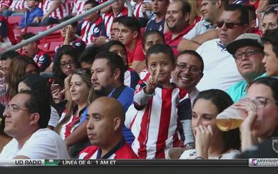 Destápate: La afición dijo de todo en el estadio Chivas