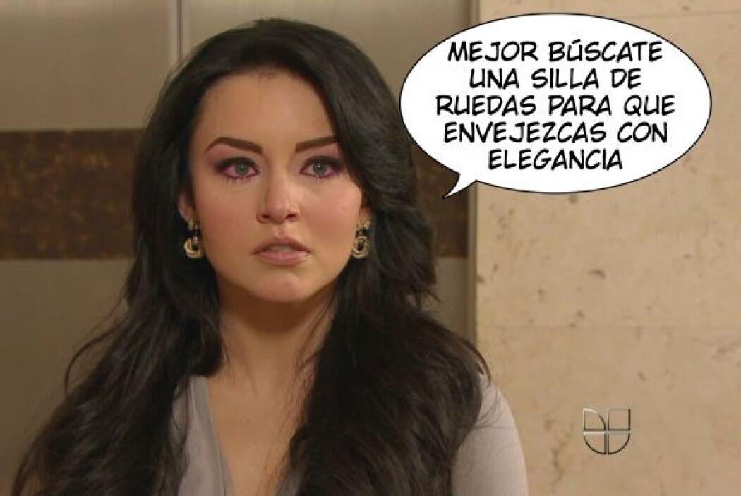 Y a la ex de Arturo, Paloma, le dejó muy claro que...