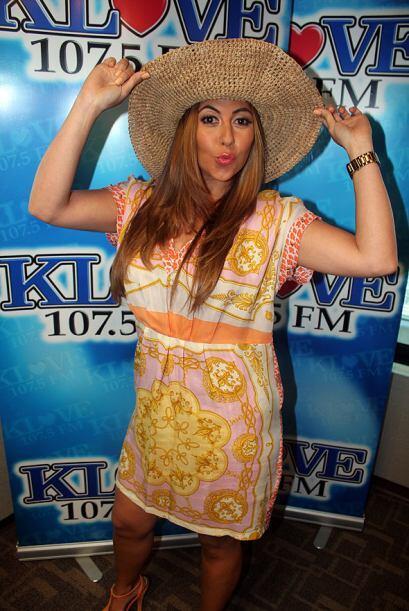 Y por último, con un sombrero más fashion que el típico mexicano