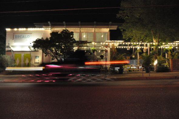 Zócalo está ubicado en 1110 West Lynn, a unas cuadras de la mítica calle 6.