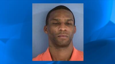 Hombre de Florida arrestado por 32da vez