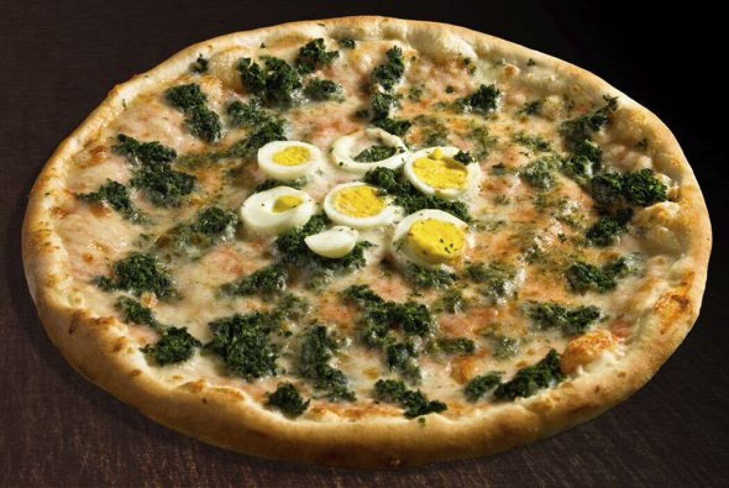 El estudio no lo señala, pero cada vez los pedidos de 'pizzas' incluyen...