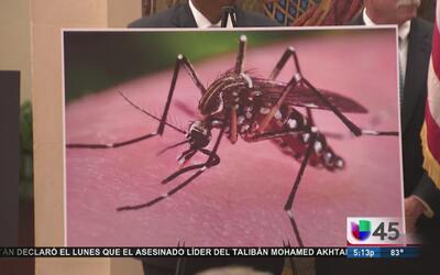 ¿Cómo se ha combatido el virus del Zika en Houston?